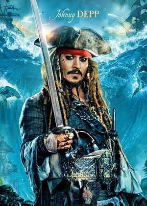 دانلود کالکشن فیلم های دزدان دریایی کارائیب