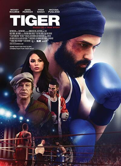 دانلود فیلم ببر 2018 دوبله فارسی Tiger