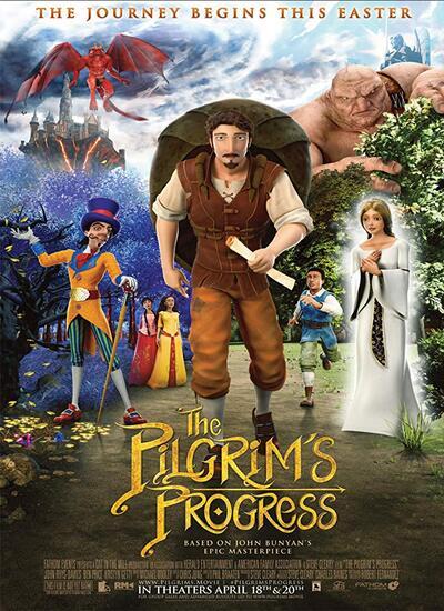 دانلود انیمیشن سیر و سلوک پیلگریم 2019 The Pilgrims Progress