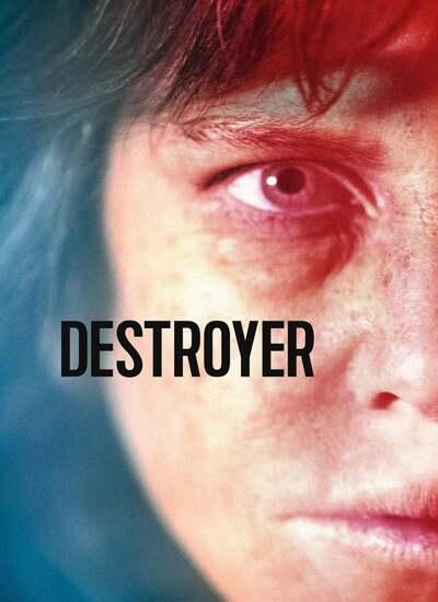 دانلود فیلم نابودگر 2018 دوبله فارسی Destroyer