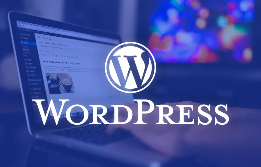 آموزش ساخت سایت وردپرسی