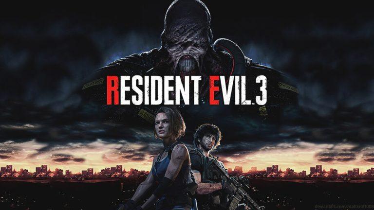 تریلر هنگام عرضهی بازی Resident Evil 3 منتشر شد