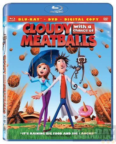 دانلود انیمیشن Cloudy with a Chance of Meatballs 2009 دوبله فارسی