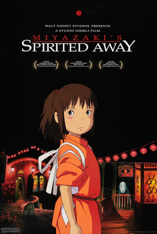 دانلود انیمیشن Spirited Away 2001 دوبله فارسی