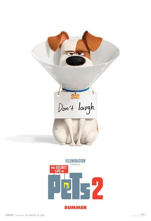 دانلود انیمیشن The Secret Life of Pets 2 2019 دوبله فارسی