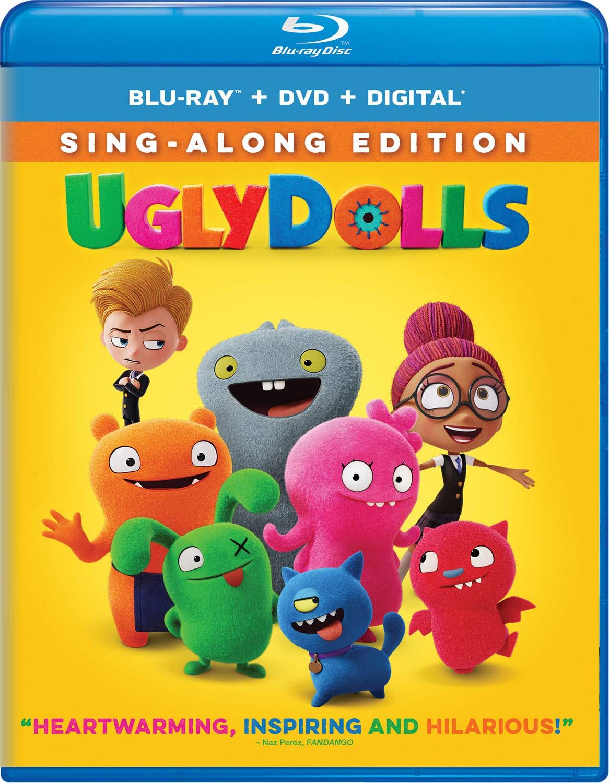 دانلود انیمیشن UglyDolls 2019 دوبله فارسی