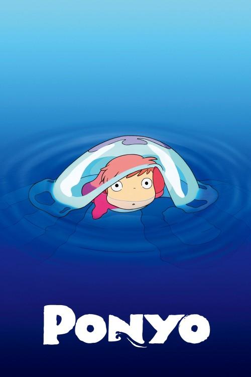 دانلود انیمیشن Ponyo 2008 دوبله فارسی