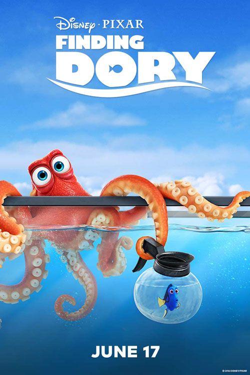 دانلود انیمیشن Finding Dory 2016 دوبله فارسی