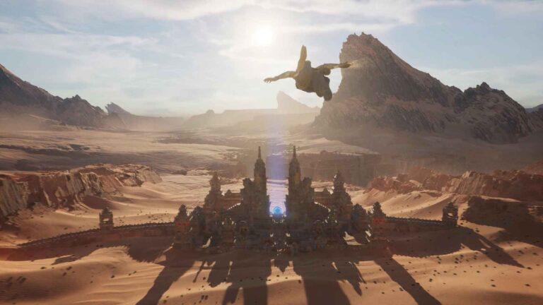 سیستم نورپردازی Unreal Engine 5 برروی کنسولهای نسل نهم