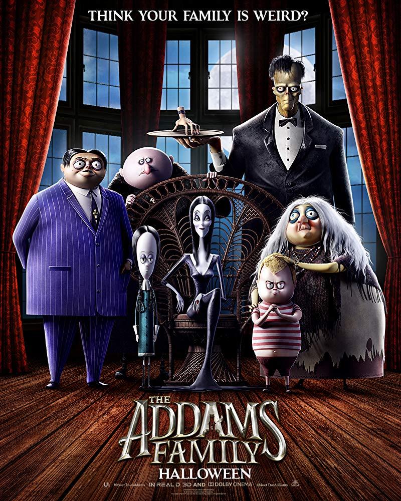 دانلود انیمیشن The Addams Family 2019 دوبله فارسی