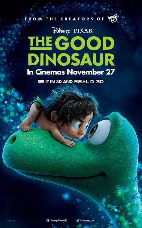 دانلود انیمیشن The Good Dinosaur 2015 دوبله فارسی