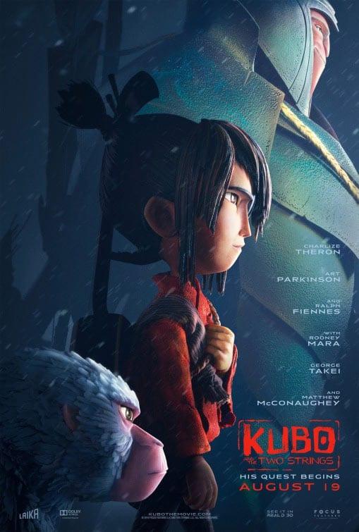 دانلود انیمیشن Kubo and the Two Strings 2016 دوبله فارسی