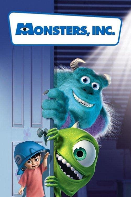 دانلود انیمیشن Monsters.Inc.2001 دوبله فارسی