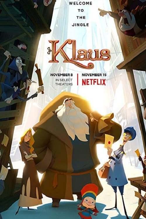 دانلود انیمیشن Klaus 2019 به همراه زیرنویس فارسی