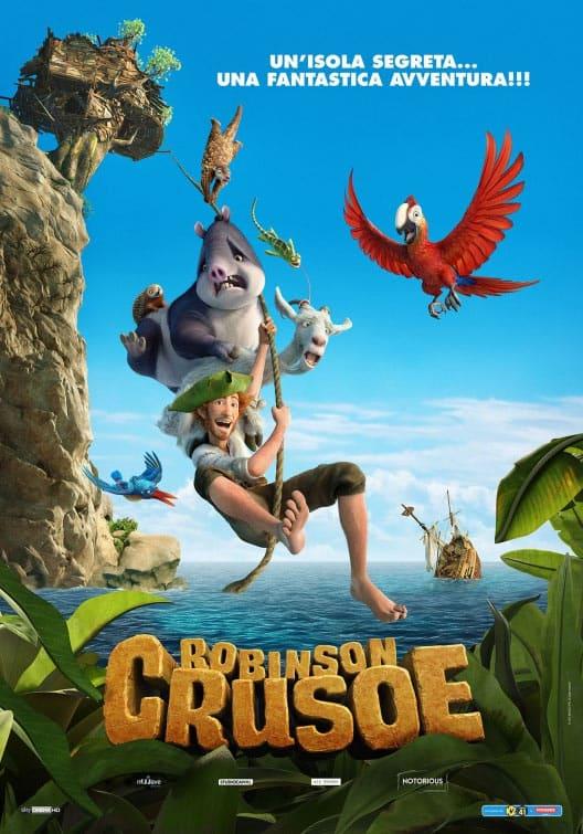 دانلود انیمیشن Robinson.Crusoe.2016 دوبله فارسی