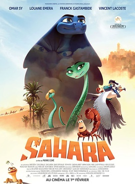 دانلود انیمیشن Sahara 2017 دوبله فارسی