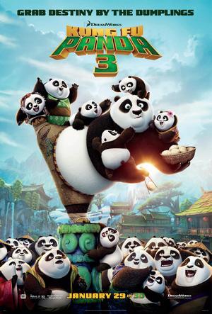 دانلودکالکشن کامل انیمیشن Kung Fu Panda دوبله فارسی