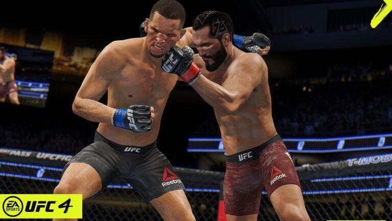 گیمپلی جدید بازی EA Sports UFC 4