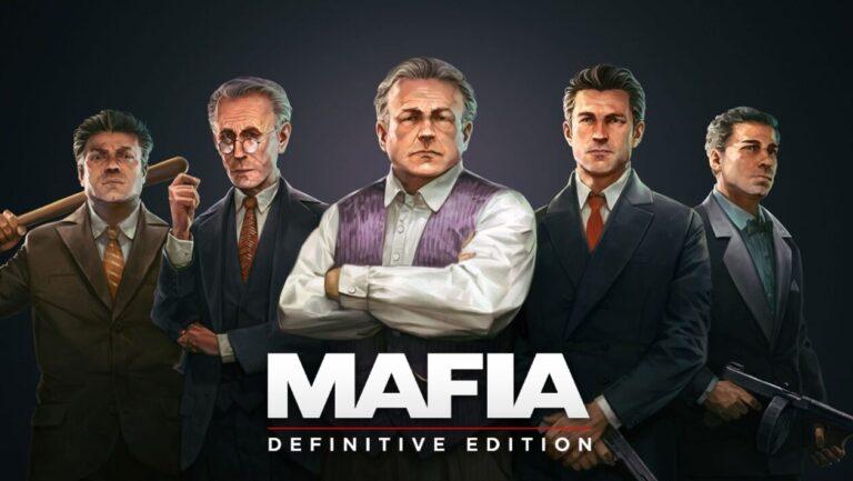 گیمپلی جدید بازی Mafia: Definitive Edition
