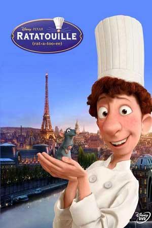 دانلود انیمیشن Ratatouille 2007 دوبله فارسی
