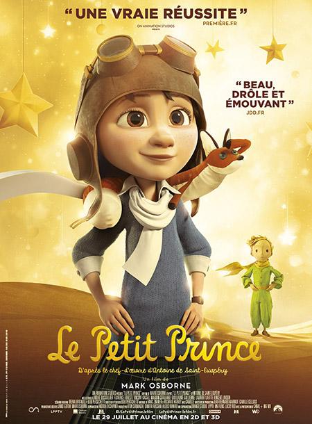 دانلود انیمیشن ۲۰۱۵ The Little Prince دوبله فارسی