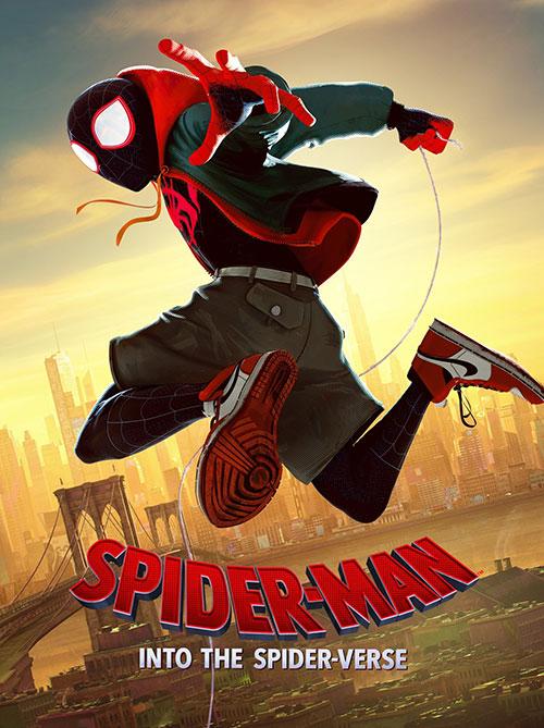 دانلود انیمیشن ۲۰۱۸ Spider Man Into the Spider Verse دوبله فارسی