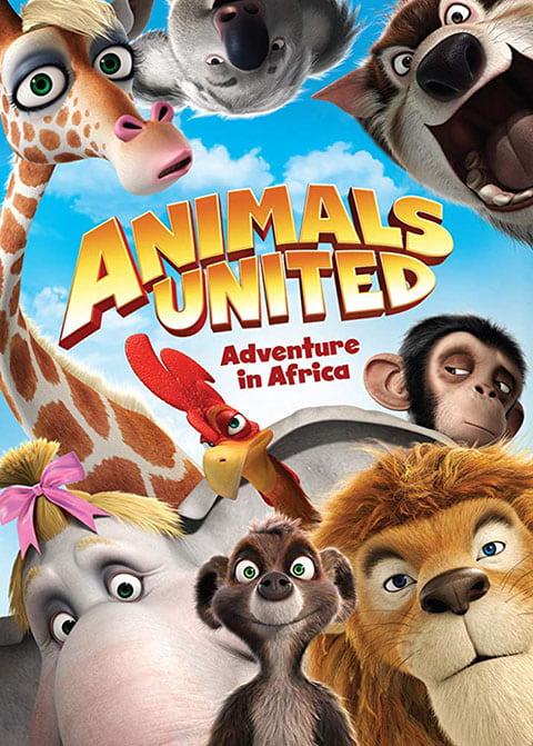 دانلود انیمیشن Animals United 2010 دوبله فارسی