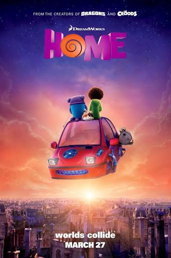 دانلود انیمیشن Home 2015 دوبله فارسی