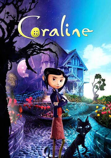 دانلود انیمیشن Coraline 2009 دوبله فارسی