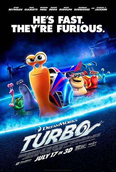 دانلود انیمیشن Turbo 2013 دوبله فارسی