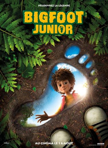 دانلود انیمیشن The Son of Bigfoot 2017 دوبله فارسی