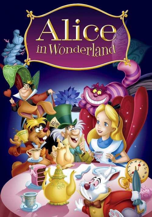 دانلود انیمیشن Alice In Wonderland 1951 دوبله فارسی