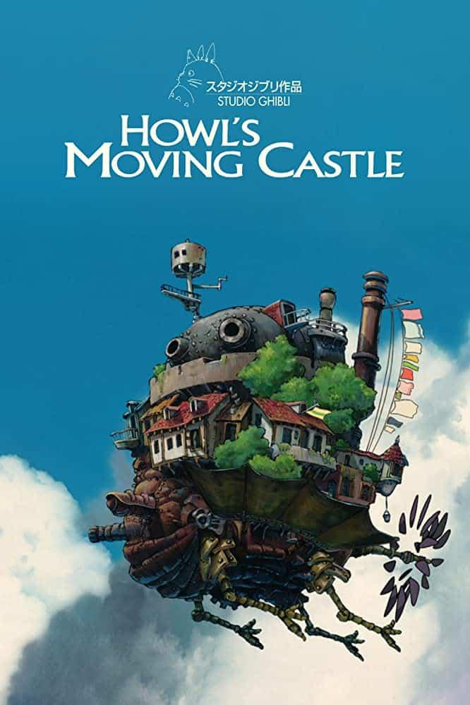 دانلود انیمیشن Howls Moving Castle 2004 دوبله فارسی