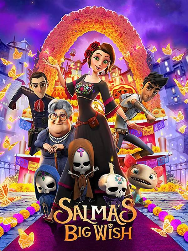 دانلود انیمیشن Salmas Big Wish 2019 دوبله فارسی