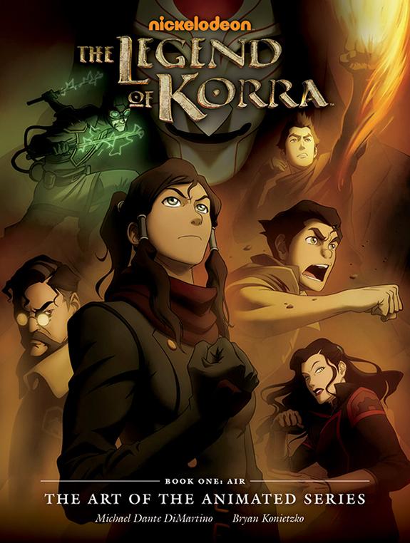 دانلود فصل اول سریال Avatar: The Legend of Korra دوبله فارسی