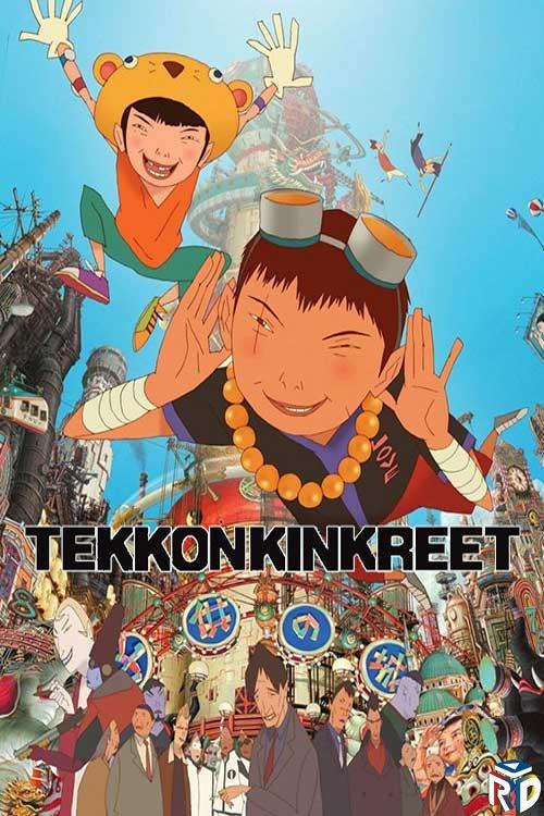 دانلود انیمیشن Tekkonkinkreet 2006 دوبله فارسی