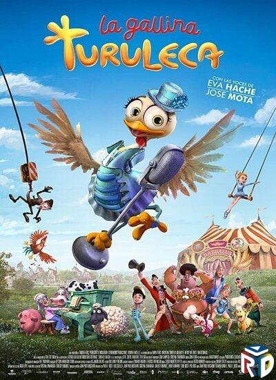 دانلود انیمیشن Turu the Wacky Hen 2020 دوبله فارسی