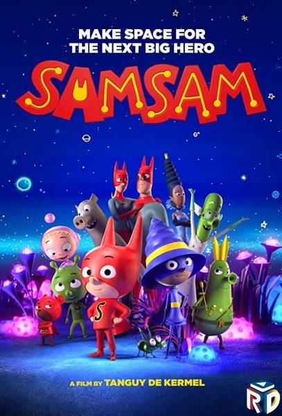 دانلود انیمیشن SamSam 2019دوبله فارسی