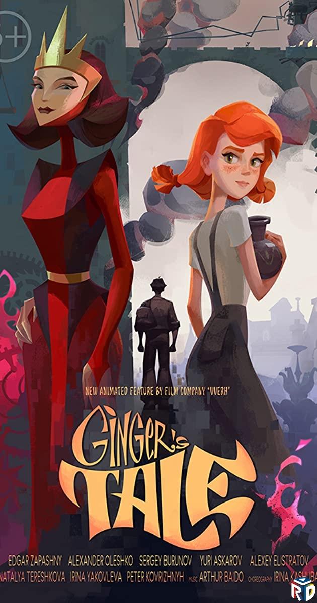 دانلود انیمیشن Gingers Tale 2020 دوبله فارسی