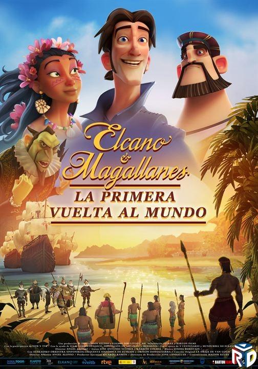 دانلود انیمیشن Elcano Magallanes 2019 دوبله فارسی