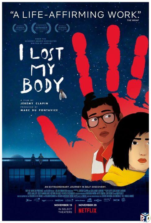 دانلود انیمیشن I Lost My Body 2019 دوبله فارسی