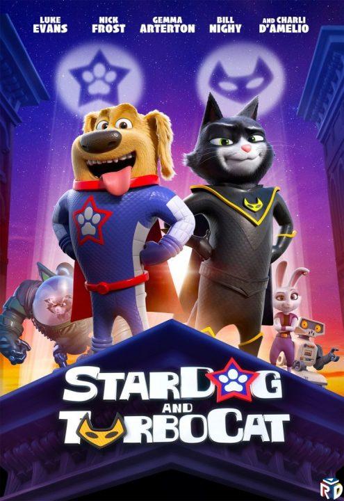 دانلود انیمیشن Stardog And Turbocat 2019 دوبله فارسی