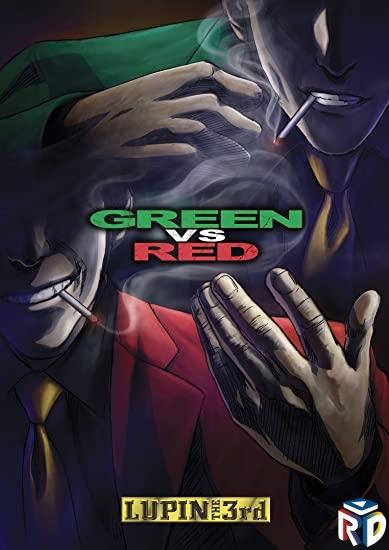 دانلود انیمیشن Lupin Green vs Red 2008 دوبله فارسی