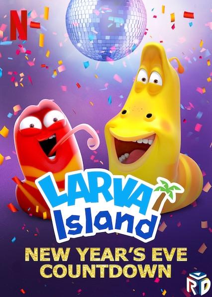 دانلود انیمیشن The Larva Island Movie 2020 دوبله فارسی