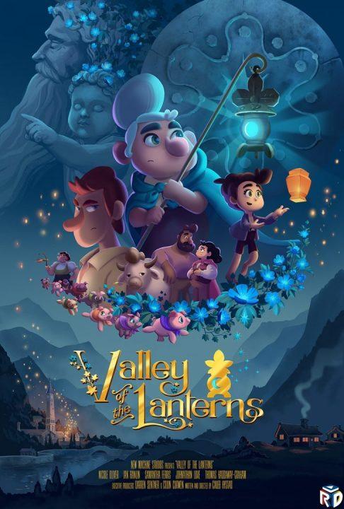 دانلود انیمیشن Valley of the Lanterns 2018 دوبله فارسی