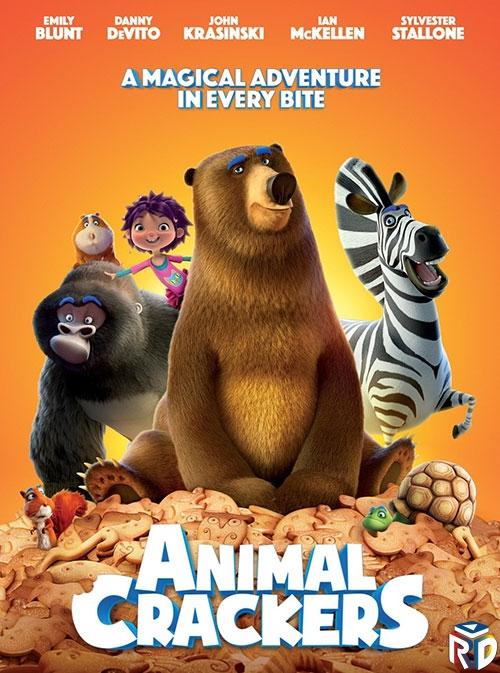 دانلود انیمیشن Animal Crackers 2017 دوبله فارسی