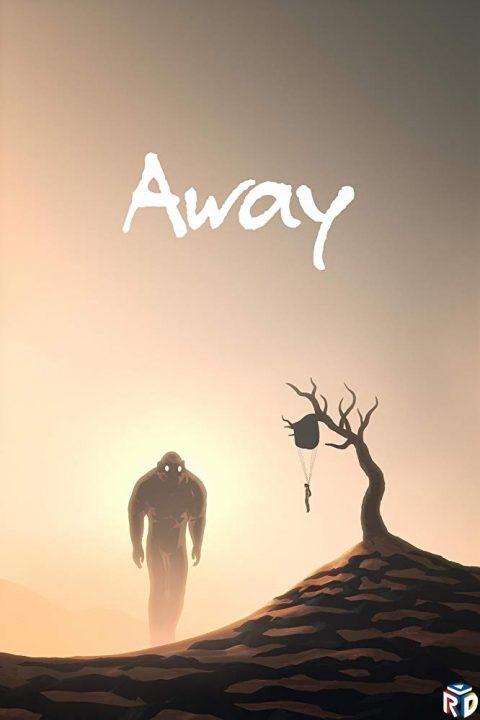 دانلود انیمیشن Away 2019 دوبله فارسی