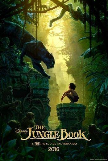 دانلود فیلم The Jungle Book 2016 دوبله فارسی