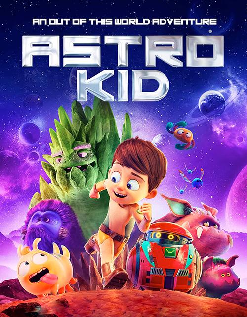 دانلود انیمیشن Astro Kid 2019 با دوبله فارسی