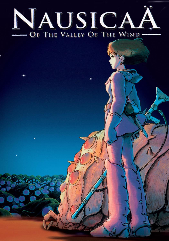 دانلود انیمیشن Nausicaa of the Valley of the Wind 1984 دوبله فارسی
